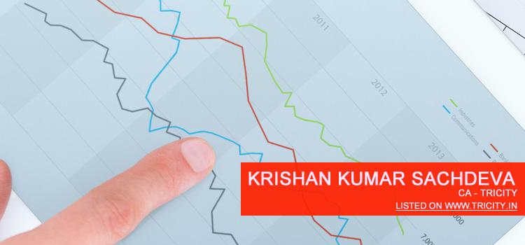 Krishan Kumar Sachdeva Chandigarh