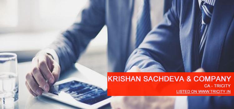 Krishan Sachdeva & Company Chandigarh