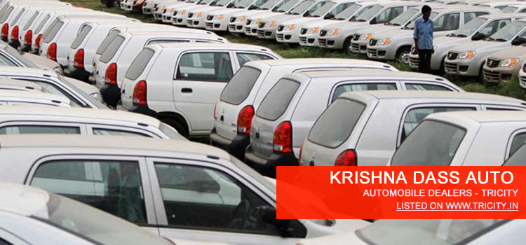 Krishna Dass Auto chandigarh