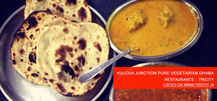 Kulcha Junction Pure vegetarian Dhaba