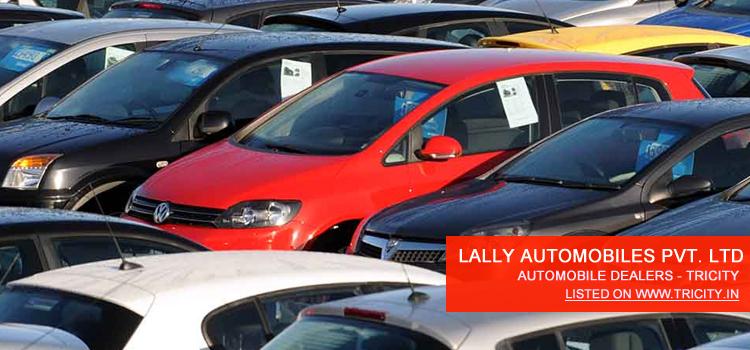 LALLY AUTOMOBILES PVT. LTD PRESTIGE HONDA