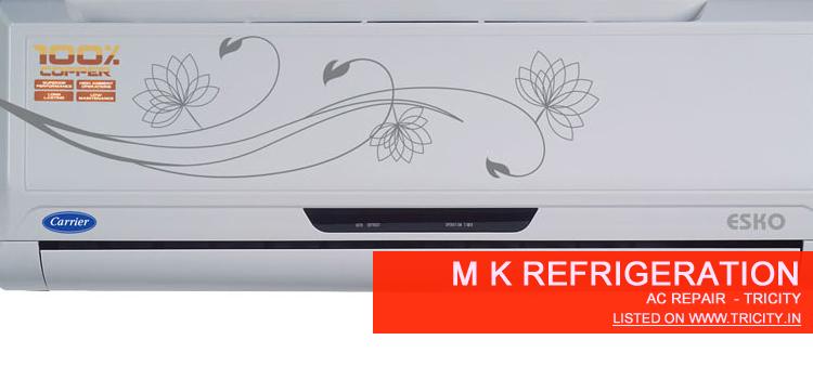 m k refrigration