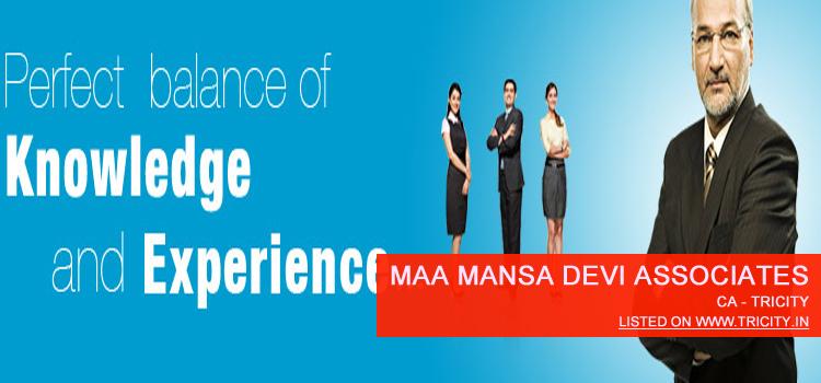 Maa Mansa Devi Associates Chandigarh