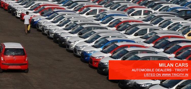 MILAN CARS