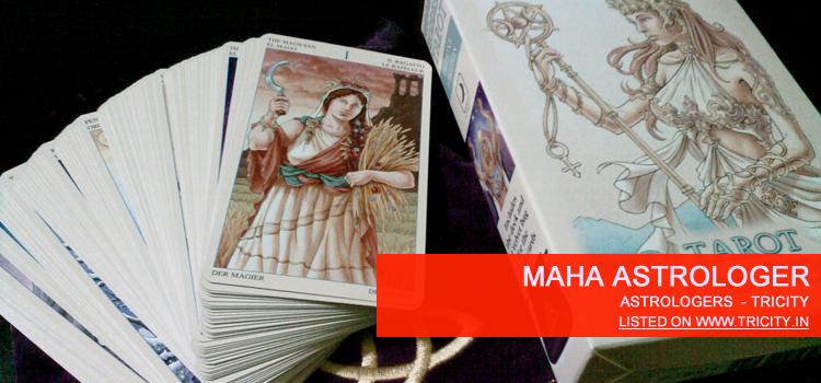Maha Astrologer Panchkula