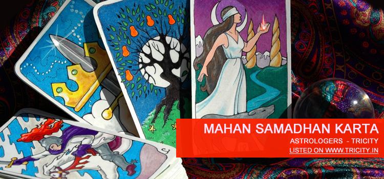 Mahan Samadhan Karta Chandigarh
