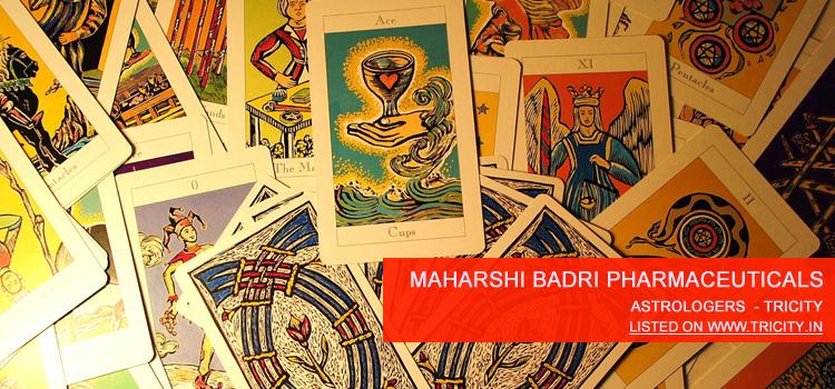 Maharshi Badri Pharmaceuticals Chandigarh