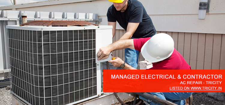 Managed Electrical & Contractor