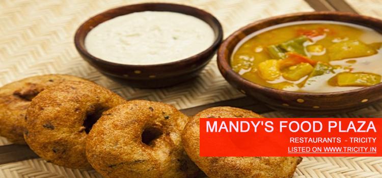 Mandy's Food Plaza