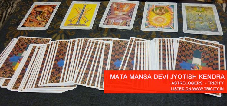 Mata Mansa Devi Jyotish Kendra Chandigarh