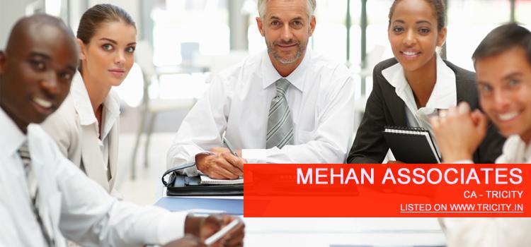 Mehan Associates Chandigarh