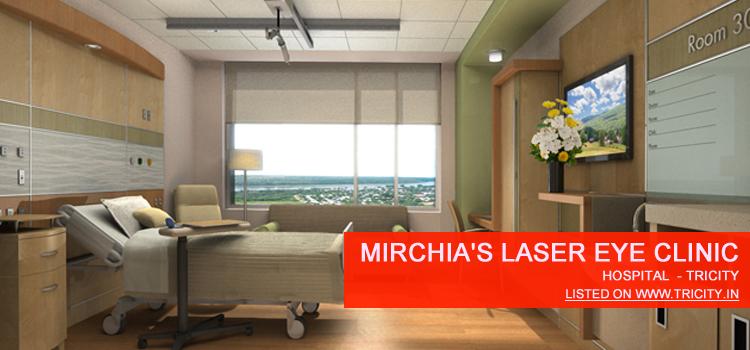 Mirchia's Laser Eye Clinic Chandigarh