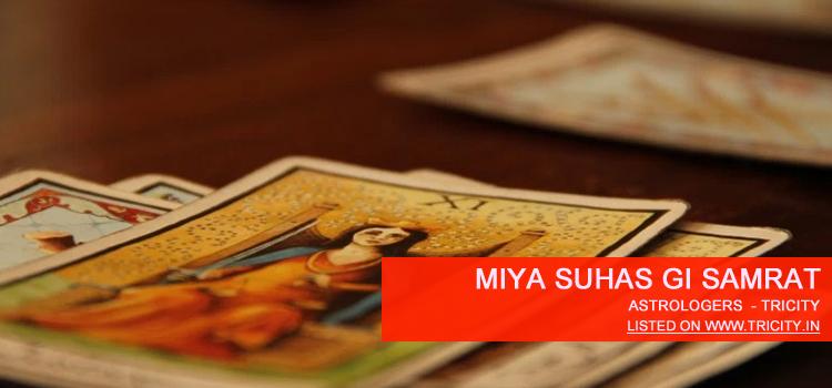 Miya Suhas GI Samrat Chandigarh