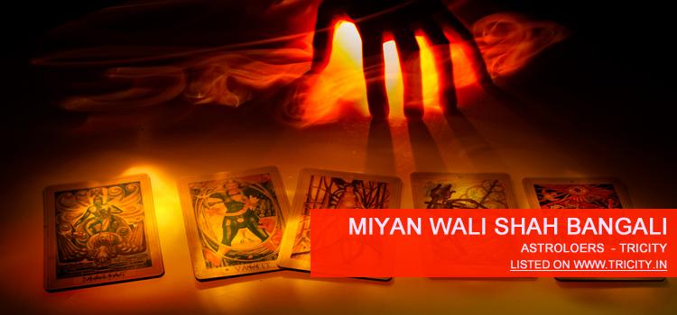 Miyan Wali Shah Bangali Chandigarh