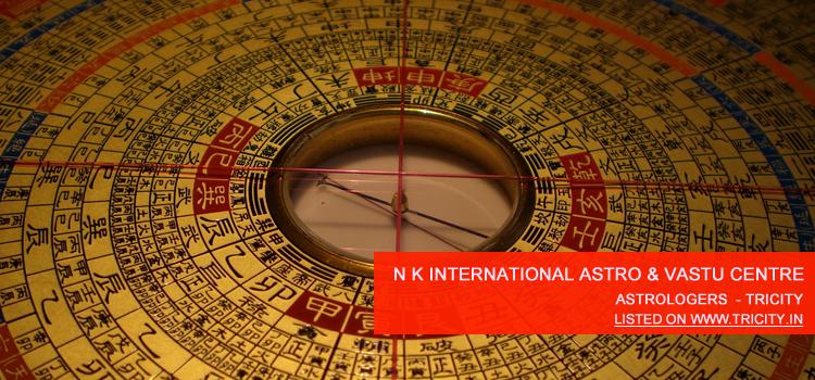 N K International Astro and Vastu Centre Chandigarh