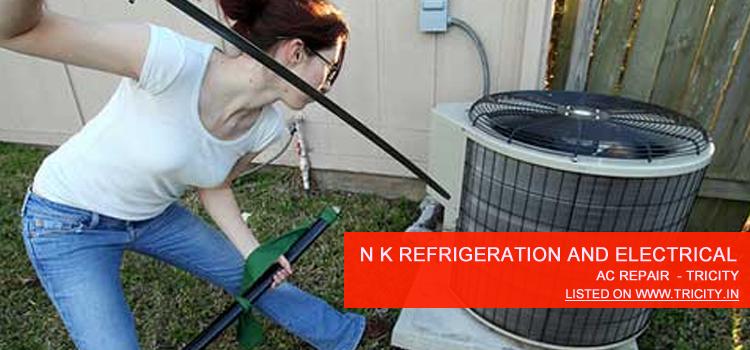 nk refrigration