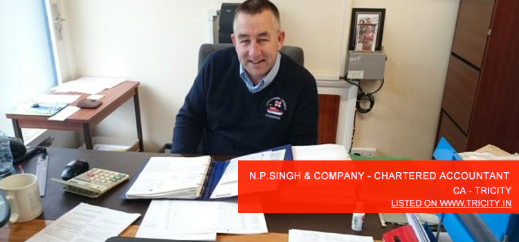 N.P.Singh & Company - Chartered Accountant Chandigarh