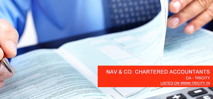 Nav & Co. , Chartered Accountants Chandigarh