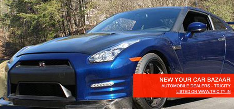 NEW YOUR CAR BAZAAR