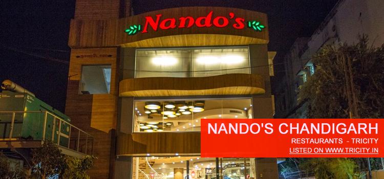 Nando's Chandigarh
