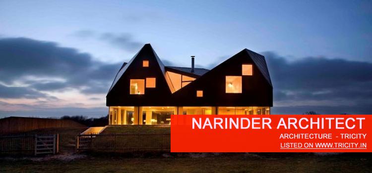 narinder architect