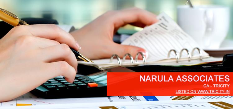 NARULA ASSOCIATES CHANDIGARH