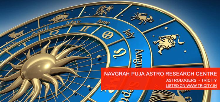 Navgrah Puja Astro Research Centre Mohali
