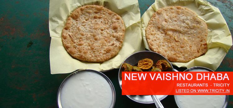 new vaishno dhaba