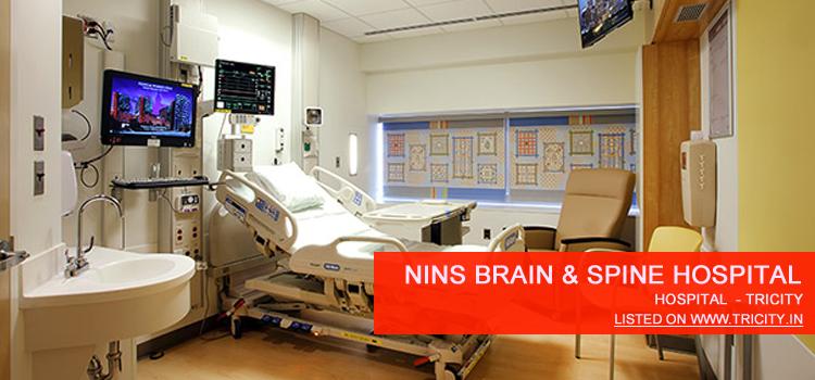 Nins Brain & Spine Hospital Chandigarh