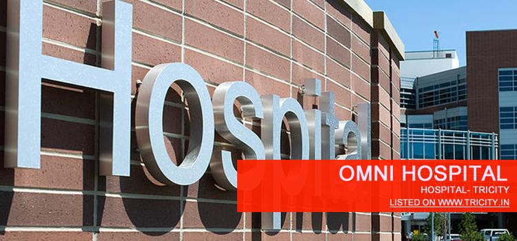 Omni Hospital chandigarh