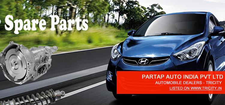 PARTAP AUTO INDIA PVT LTD