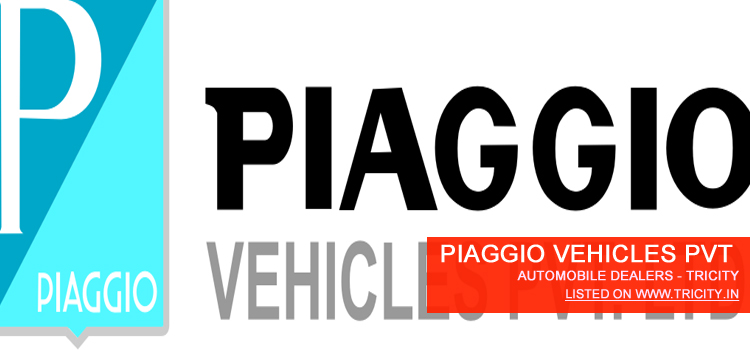 PIAGGIO VEHICLES PVT LIMITED