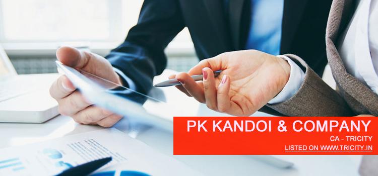 PK Kandoi & Company Chandigarh