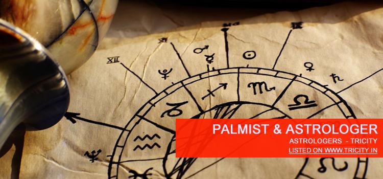 Palmist & Astrologer Chandigarh