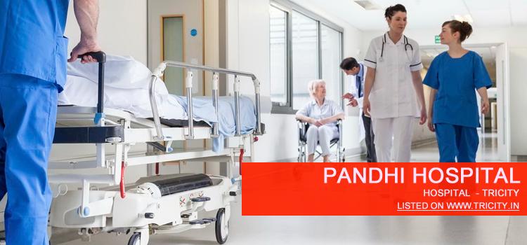 Pandhi hospital Chandigarh