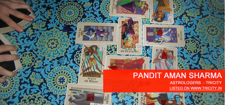 Pandit Aman Sharma Chandigarh