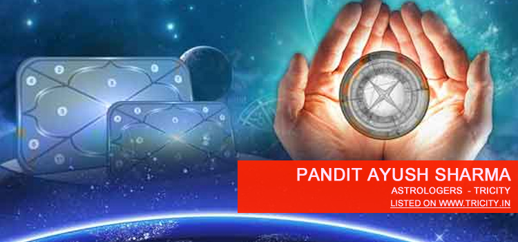 Pandit Ayush Sharma Chandigarh