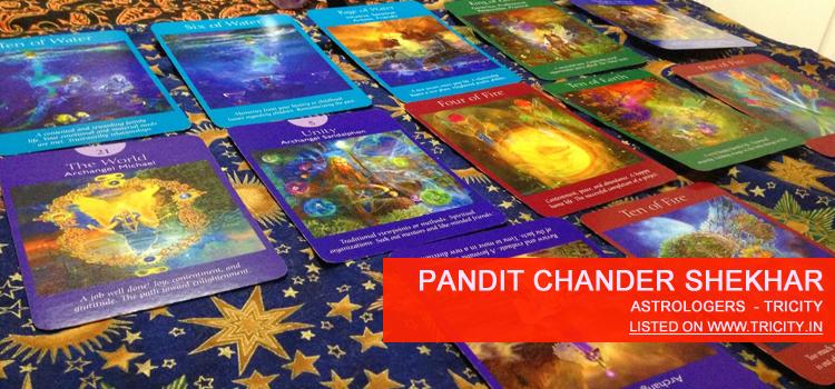 Pandit Chander Shekhar Chandigarh