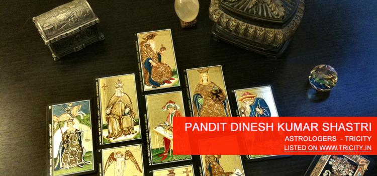 Pandit Dinesh Kumar Shastri Chandigarh