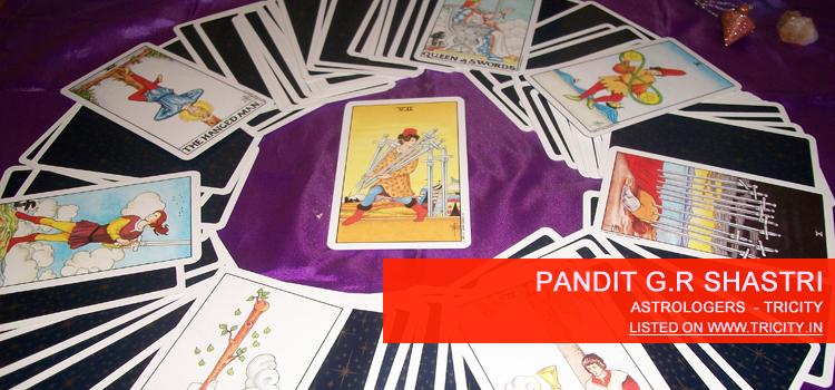 Pandit G.R Shastri Panchkula
