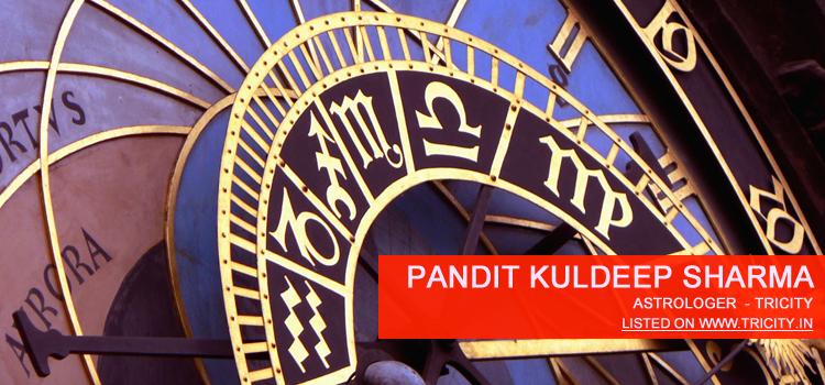 Pandit Kuldeep Sharma Chandigarh