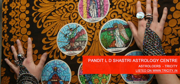 Pandit L D Shastri Astrology Centre Chandigarh
