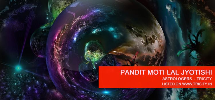 Pandit Moti Lal Jyotishi Chandigarh
