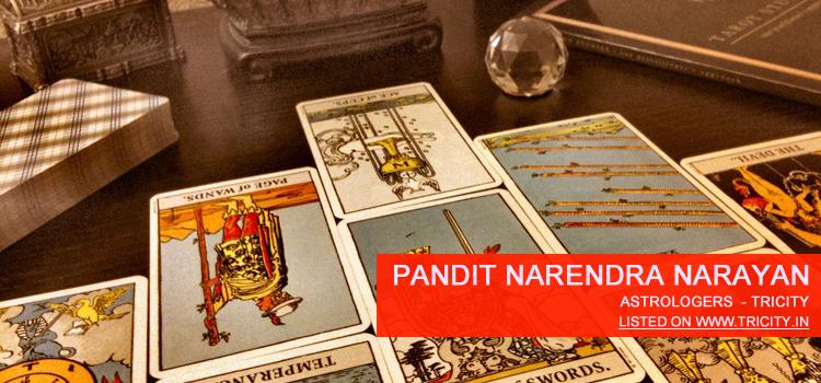 Pandit Narendra Narayan Chandigarh