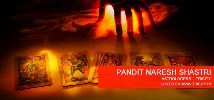 Pandit Naresh Shastri Chandigarh