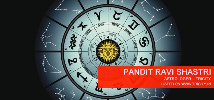Pandit Ravi Shastri Chandigarh