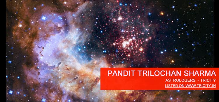 Pandit Trilochan Sharma Mohali