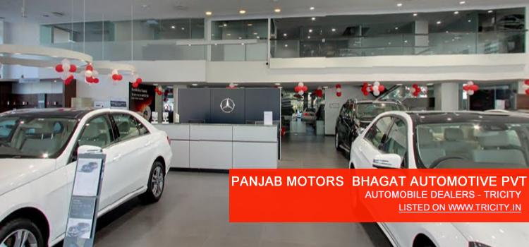 PANJAB MOTORS BHAGAT AUTOMOTIVE PVT LTD MOHALI