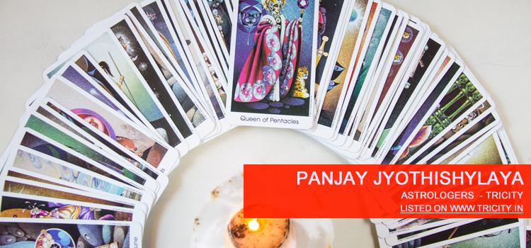 Panjay Jyothishylaya Chandigarh