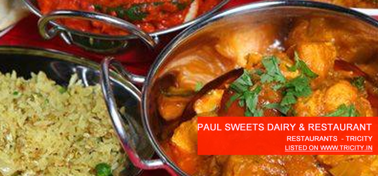 Paul Sweets Dairy & Restaurant